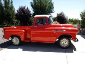 1956 Chevrolet 3100 2