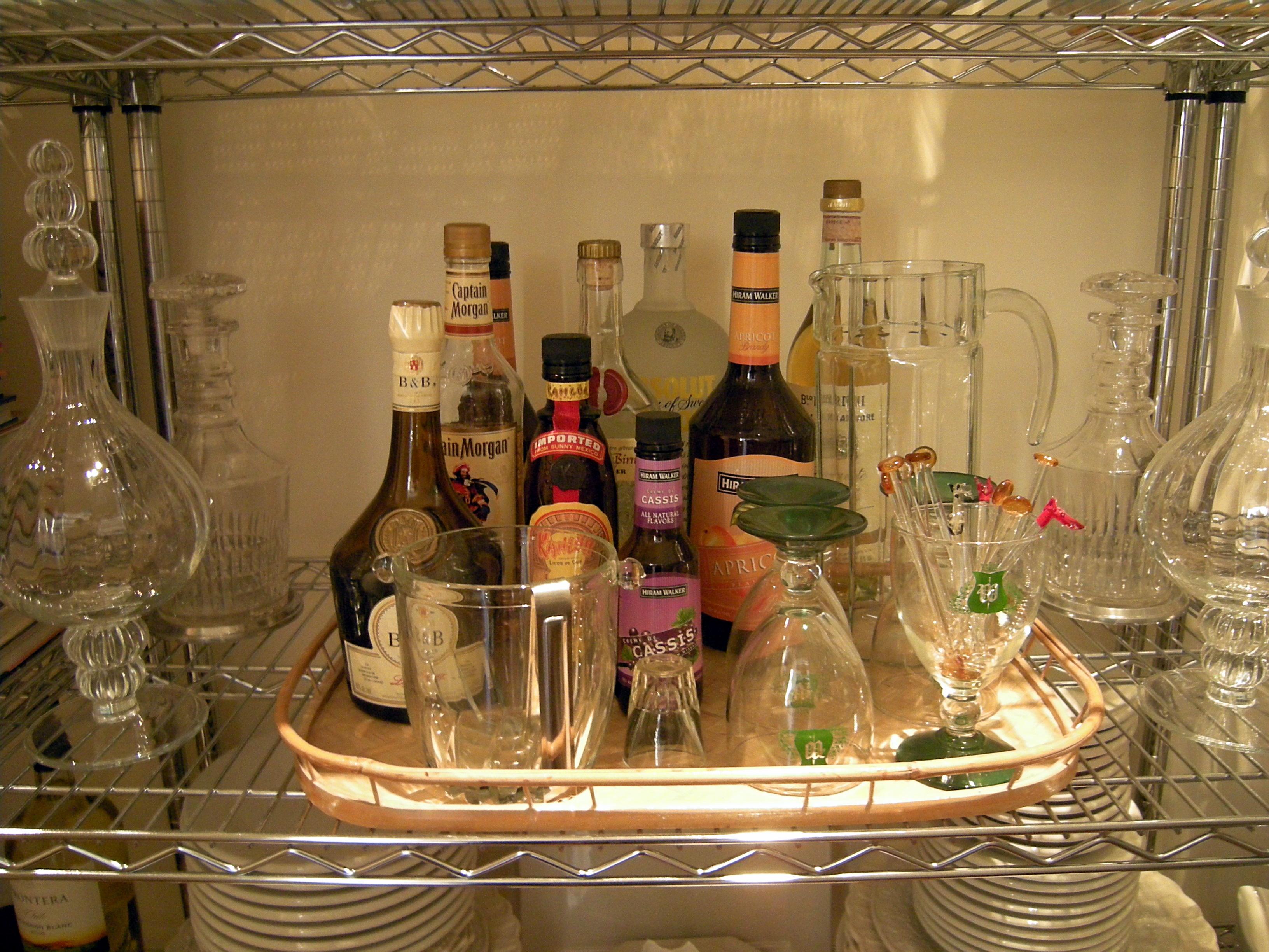 Ina Garten Pantry pantry | rustic chic