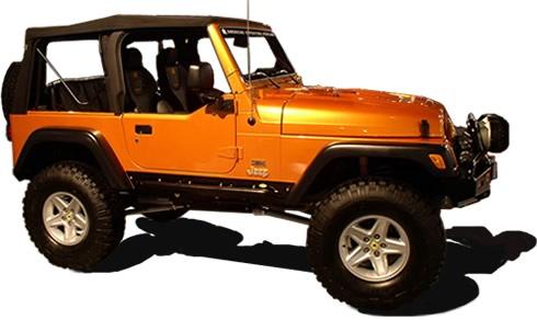 Prepa V1.... Jeep