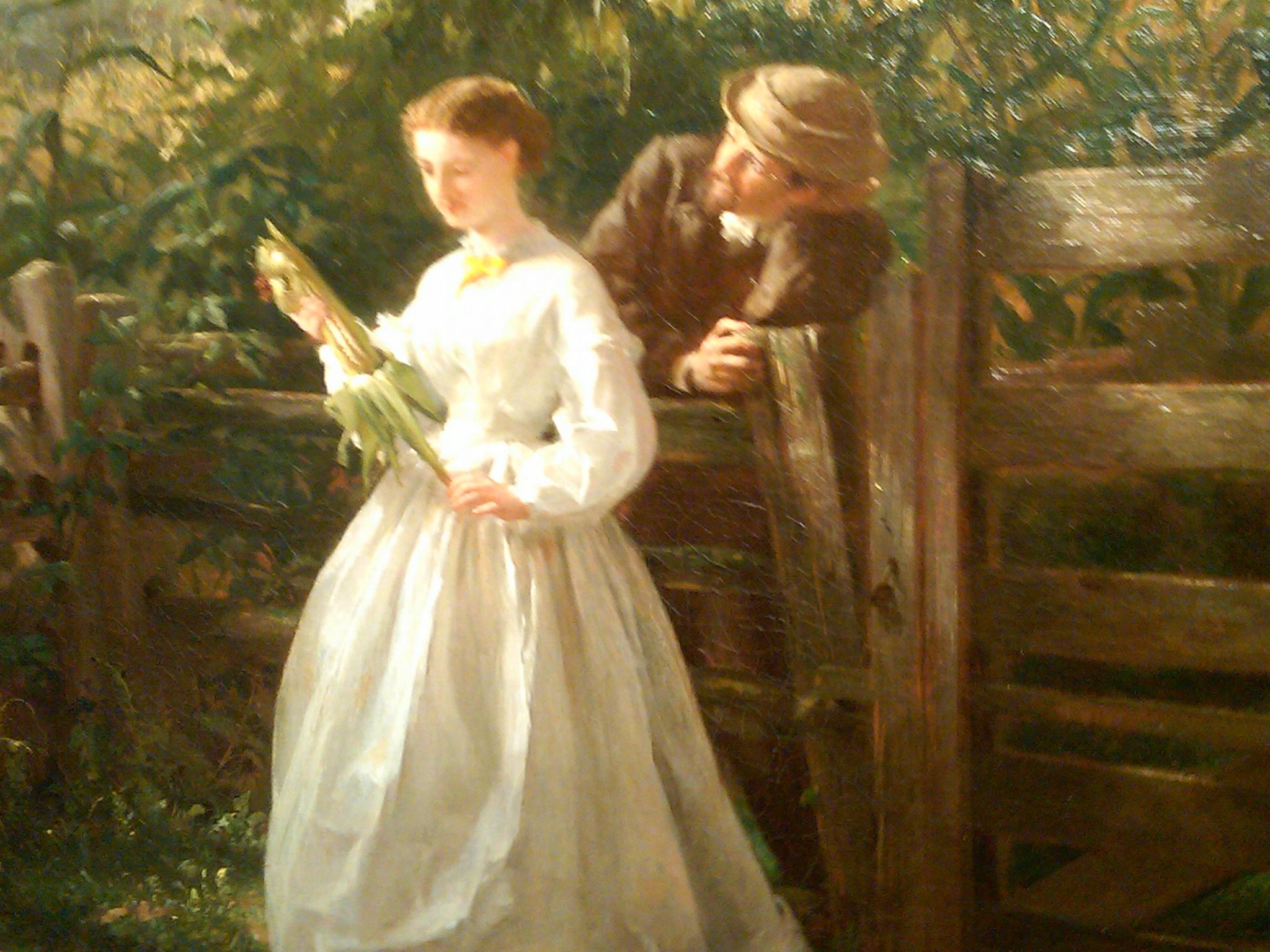 a visit into the romantic era