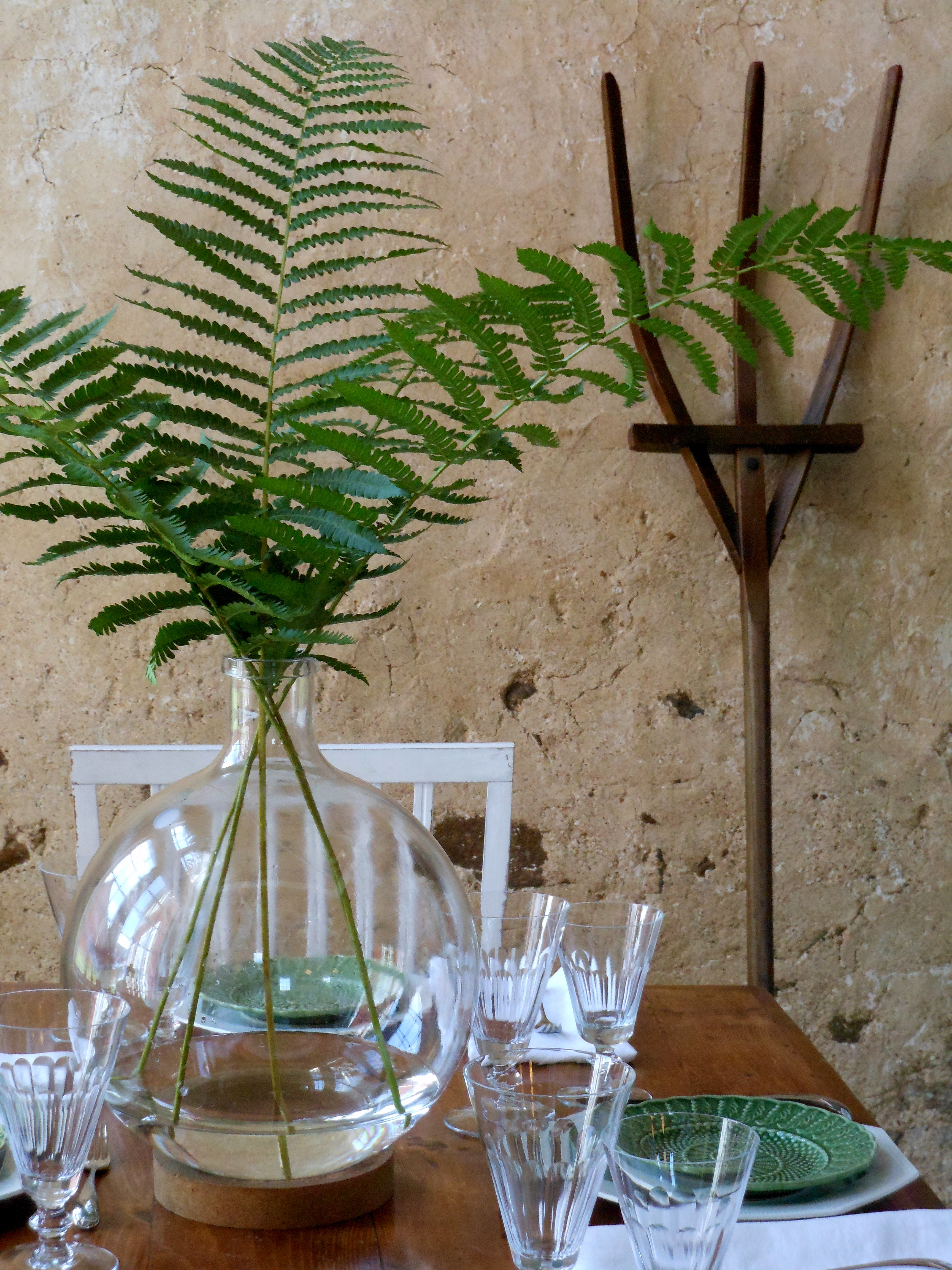 table settings | Rustic Chic